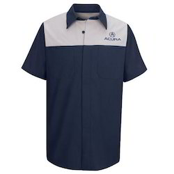 Automobiles Uniform Men Shirt