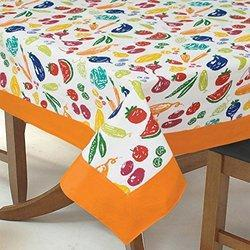 Bordered Tablecloth