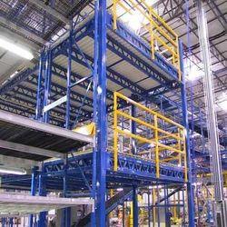 Industrial Mezzanine Floor System