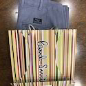 Box Packing Cotton Pants/ Chinos