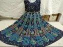 Ladies Color Churidar Dress