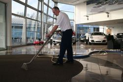 Showroom Cleaning Service