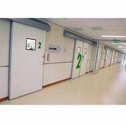 Hinged Insulated Door Blood Bank