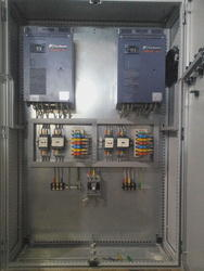 Fully Automatic M.s. & S.s. VFD Panels, Ip Rating: Ip65