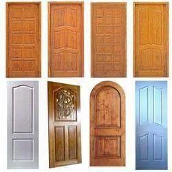 Charmant Flush Panel Door
