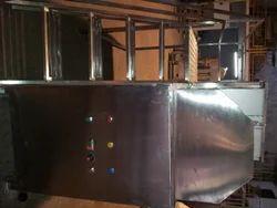 Stainless Steel Ribbon Blender, Capacity: 10 - 2000 Kg