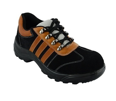 Rockland Eurosporty Suede Safety Shoes