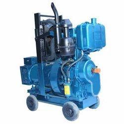 7.5 kVA Single Phase AC Diesel Generator