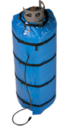 Gas Cylinder & Propane Tank Insulated Heating Blankets