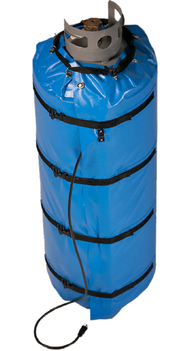 Economy Heawters Gas Cylinder Propane Tank Insulated Heating Blankets