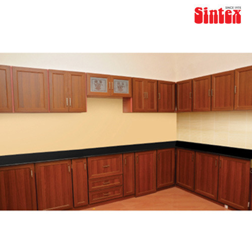 Wood Sintex Kitchen Cabinets Sintex Bapl Limited Id 13962815688