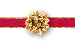 Manufacturers & Suppliers of Gift Ribbon Bow, Uphaar Ka Ribbon Bow
