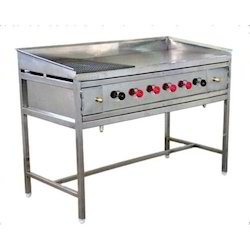 Stainless Steel Manufacturer Chapati Puffer, For Hotel, Restaurant, Model Name/Number: Samarth