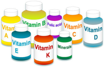 Vitamin Premix For Food Fortification