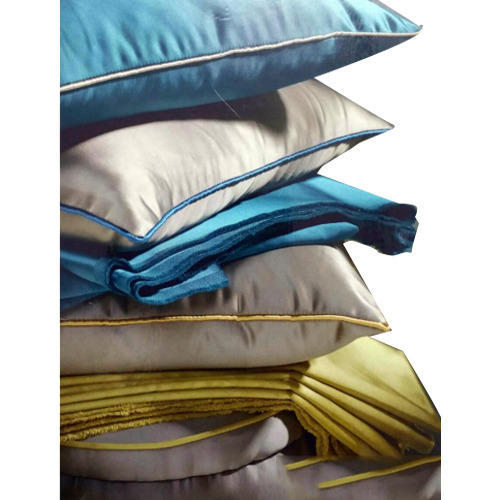 Satin Cushion Cover Fabric