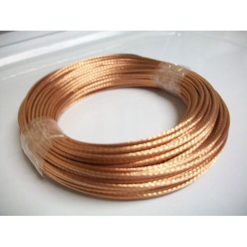 Bare Stranded Copper Wire | Rajasthan Electric Industries | Exporter ...