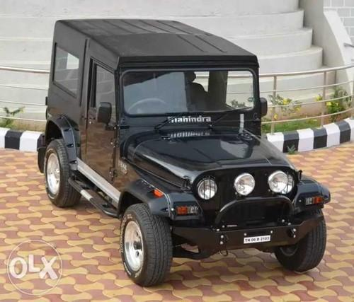 Thar Type Willy Modified Jeep Thar Type Modified Jeep Rs