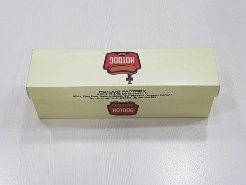 Paper Hot Dog Box Rs 8 5 Piece As Food Packaging