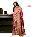 Bridal Viscose Saree