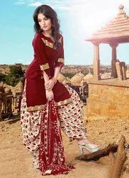 Designer Patiala Salwar Suit