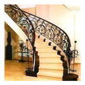 Indoor Cast Iron Railing