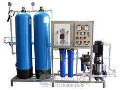 Alkaline RO UV 1000LPH Plant