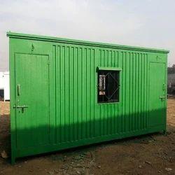 Easily Assembled Green Prefab Steel Cabin