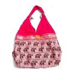 Cotton Tote Hippie Indian Sling Cross Body Bag