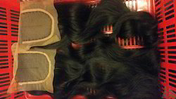 Lace Closures Human Hair
