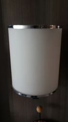 Rounded Wall Lamp