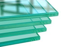 Multicolor Toughened Glass, Thickness: 4mm- 25mm, Shape: Flat