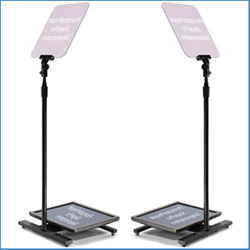 teleprompter manufacturers suppliers in india