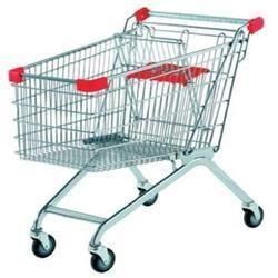Heavy Duty Shopping Trolley