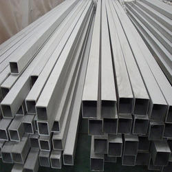 Stainless Steel Rectangular Tube for Construction Purpose