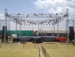 60 X 40 Aluminium Truss Set- Up