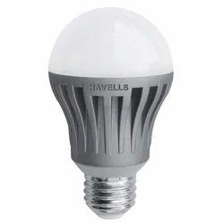 Cool And Pure White LED Bulb, Base Type: E27 And B22