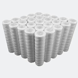 Nupur Aqua Fiberglass Jumbo Water Filter Cartridges, For Commercial, Capacity: 10000 Litre
