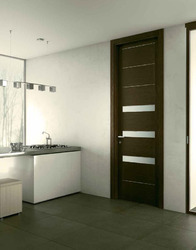 Laminated Flush Door for Bathroom