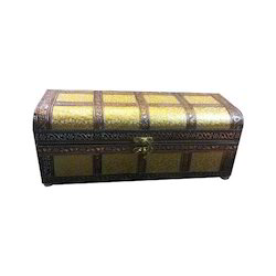Copper Regjin Wooden Bangle Box