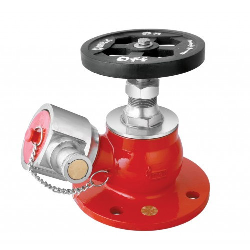 Omex Single Way Landing Valve At Rs 4500 Piece S