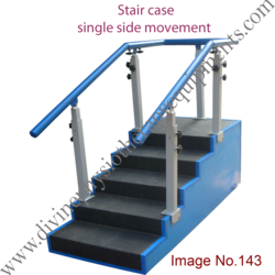 Stair Case For Physiotherapy