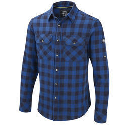 mens cotton woven shirt