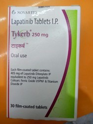 Lapatinib 250mg Tablets