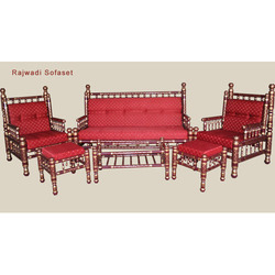 Rajwadi Sofa Set