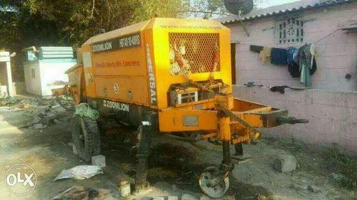 Concrete Pump Rental Services In Kodungaiyur Chennai Id