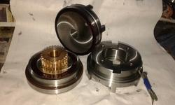 Industrial Electromagnetic Wet Multi Disc Brakes