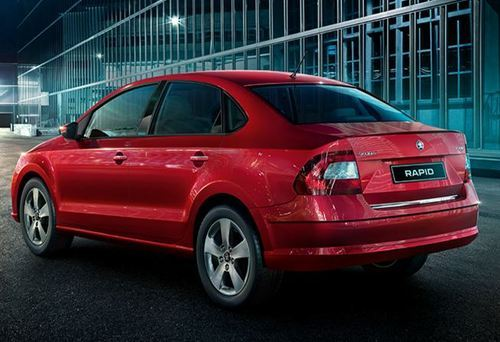 Skoda Rapid Car View Specifications Details Of Luxury Car By