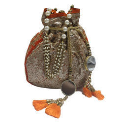 Traditional Indian Potli Bag