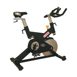 Black Fitking S 5000 Spin Exercise Bike, For Gym