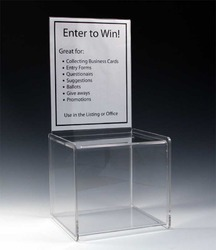 Suggestion Boxes - Collection Boxes